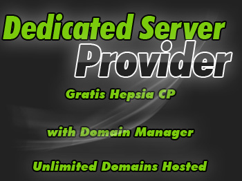 Discounted dedicated hosting servers account